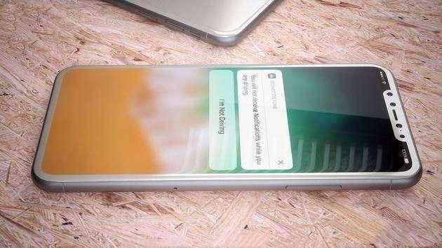 iPhone 8不再使用指纹解锁了,将使用人脸识别并支持Apple Pay