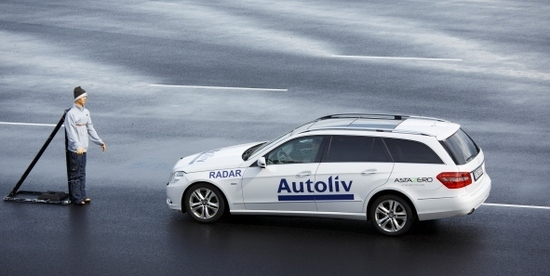 加码行车安全,Autoliv与视觉机器公司合作研发车辆驾驶状态监控系统