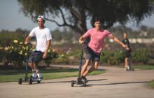 乐视在美国为新项目众筹,成功后将生产混合动力滑板车