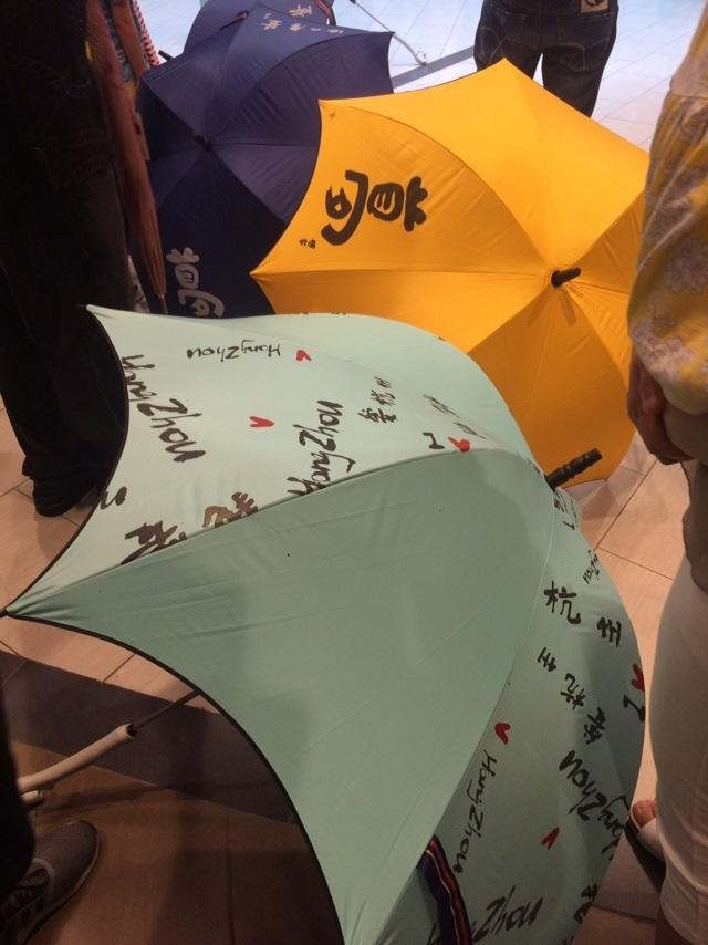 摩簦伞易新宇:对共享雨伞的不同理解,让他们玩法也和他人不同