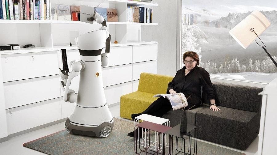 第三届南京服务机器人产业高峰论坛,9月等你来大话服务机器人