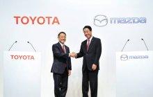 日系的结盟,马自达和丰田宣布合作研发智能车联信息娱乐平台