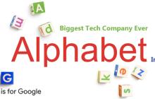 Alphabet重组完成,谷歌被降两级不再为独立上市公司