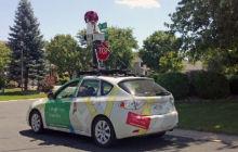 谷歌升级街景采集车,用人工智能来获得更佳的图像