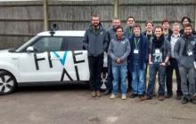 英国人工智能创业公司FiveAI获千万融资,开发人工智能出租车服务