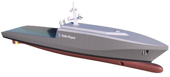 无人汽车之外,劳斯莱斯还计划推出无人舰船