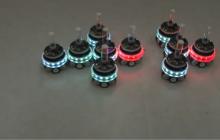 """自由组队、分离和修复,基于MNS开发的机器人秒变""""变形金刚"""""""