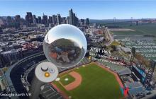谷歌Earth VR支持街景地图,全方位沉浸街景场景中