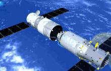 天舟一号完成货运飞船任务,将载誉陨落至南太平洋