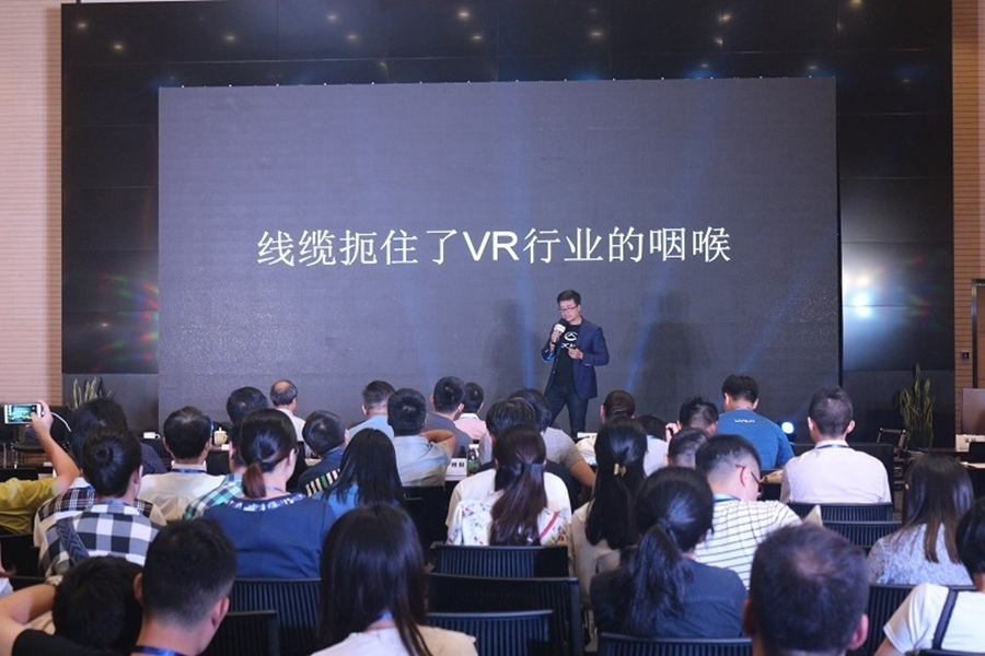 传送科技姜英才:未来五年内,PC VR都会变为无线VR