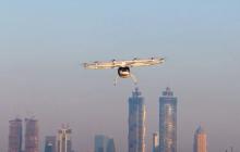 """无人""""飞的""""飞上迪拜上空,已具备完全感知操控能力"""