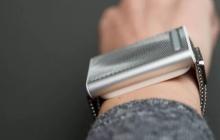 """这款腕带型智能""""小空调"""",可以提供带节奏的渐进式热传递"""