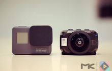 GARMIN VIRB 360 全景相机测评:全景界的三防运动相机