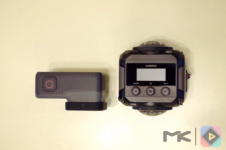 GARMIN VIRB 360 全景相机测评