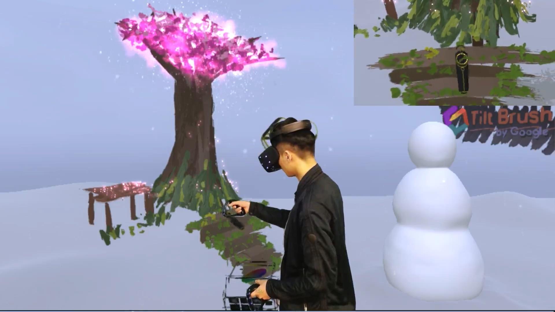 第一期大学VR公开课在南京信息工程大学成功举办