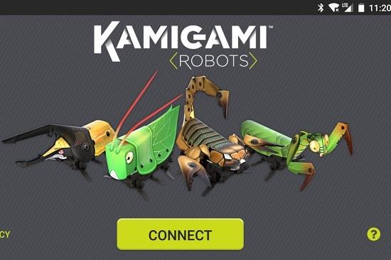 这款折纸机器人玩具,可以帮助孩子学习编程和Robot知识