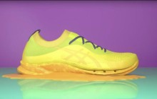 利用微波技术,亚瑟士要为用户打造独一无二定制化跑鞋