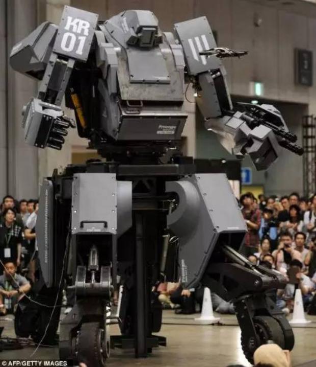 美日机器人大战落下帷幕,没有说好的直播,只有出人意料的结局