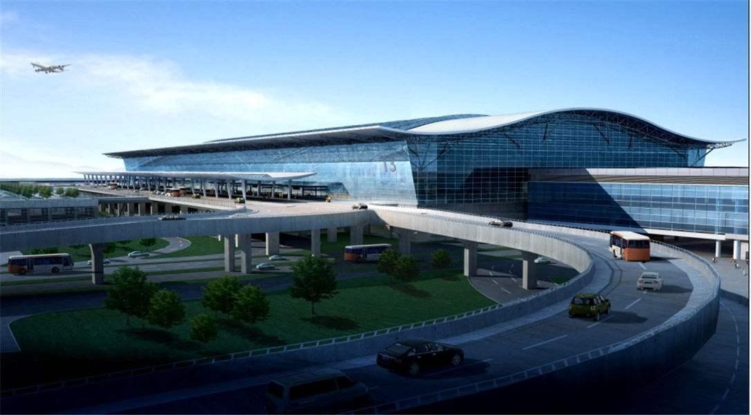 """从咸阳机场到西咸新区,看得见的""""硬科技""""无处不在"""