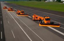 戴姆勒测试无人驾驶的新项目,可帮助机场自动扫雪