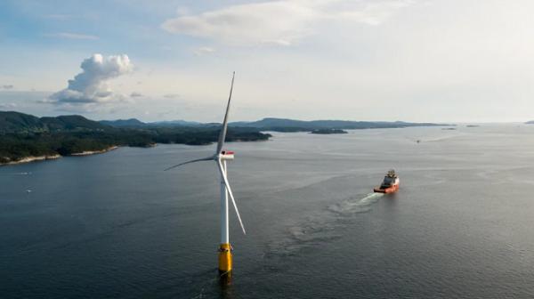 全球首座漂浮式海上风电场正式运营,预计可为约2万户家庭供电
