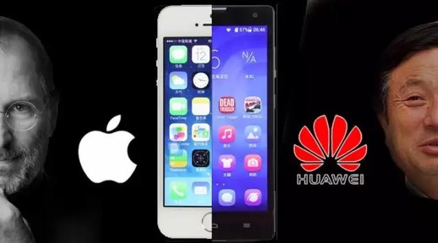 科技创新让中国企业弯道超车:华为暴涨,苹果狂跌