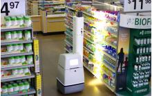 沃尔玛正测试货架扫描机器人,并称不会取代人类员工