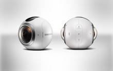 三星的360度相机专利泄露,更新了Gear 360产品