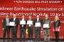 清华非线性地震模拟工具,基于国产处理器实现高分辨率和高频大规模计算