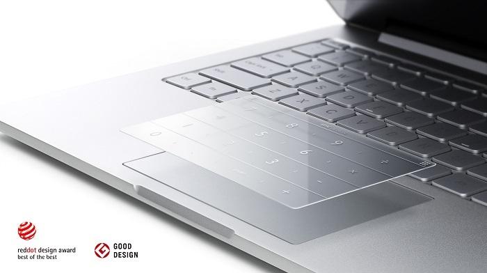 拉酷科技龚华超:用智能键盘Nums改变笔记本触控板,用触觉感知改变世界