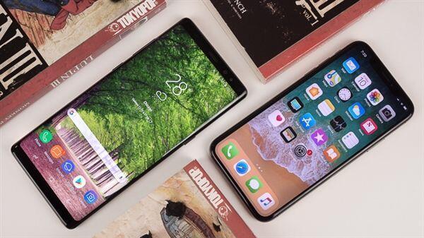 中国新季度智能手机市场份额发布,看完只想说心疼三星