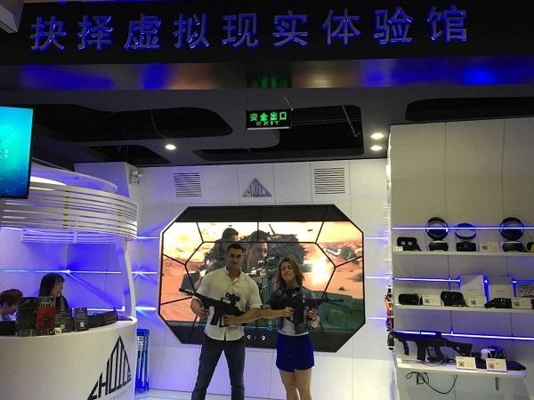 星会抉择吴昊:用VR新思路,打开线下娱乐体验新格局