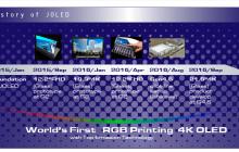 日本OLED企业开始发力,Denso准备为JOLED注资4.4亿美金