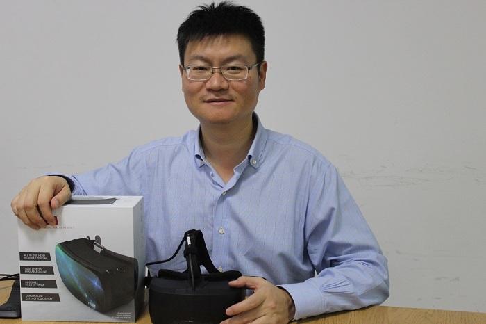 亿境虚拟石庆:出货量难看的当下,VR公司应当学会抱团取暖