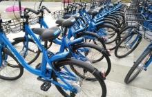 """传滴滴收购小蓝单车将做共享单车品牌;Lyft将在CES期间展示""""全自动驾驶""""打车服务"""