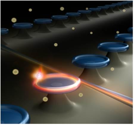 """研究团队利用""""两面镜子""""创造出负质量粒子,未来可用于构建低功耗激光器"""