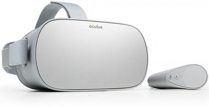 监管文件被曝光,VR一体机Oculus Go即将发布新设备