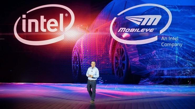 英特尔大秀CES,公布新自动驾驶平台