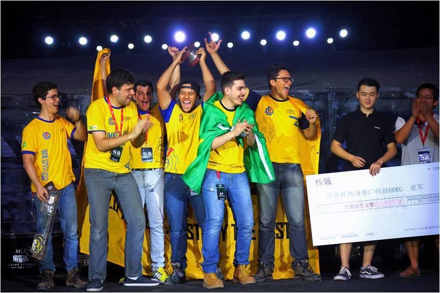各国选手Techfest备战FMB世界杯,极战远征军斩获佳绩为国争光