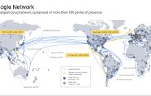 为扩大全球云业务,谷歌将新铺三条海底光缆