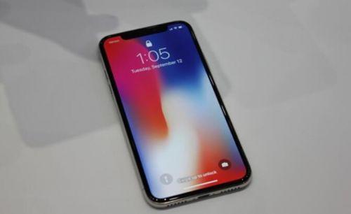 """iPhone X二代曝光,""""刘海""""设计将会缩小面积"""