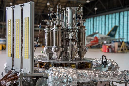 美国研发出小型核反应堆系统,可在人类登陆火星后提供电力支持