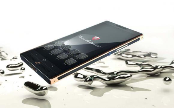 '托尼洛.兰博基尼 ALPHA-ONE'进军中国手机市场!