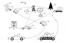 """福特获得无人驾驶警车专利,可自动开""""罚单"""""""
