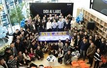 滴滴宣布成立人工智能实验室AI Labs,希望定义AI技术新边界
