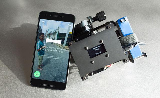 PanoMoments推出360度视频软件,可根据观众的位置调整视频播放