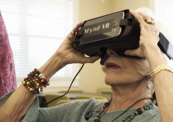 Littlstar与MyndVR合作,定期为老年人创建VR模拟