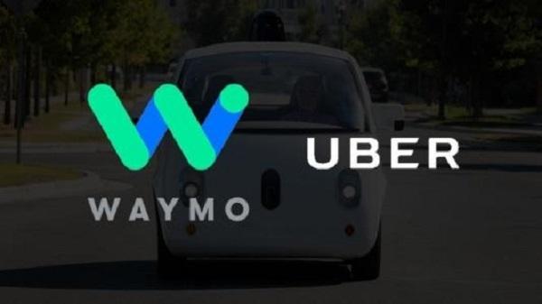 Uber与waymo以2.44多亿美元达成和解, 北京启用首个自动驾驶汽车封闭测试场