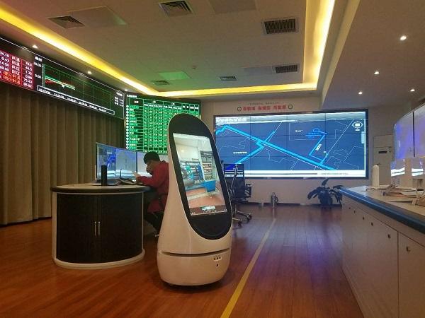 云迹科技张名举:酒店是移动机器人最标准化的服务场景,将有更多服务岗位被机器人替代
