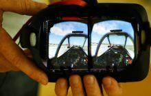 有了这款虚拟现实头盔,用眼神就能控制无人机